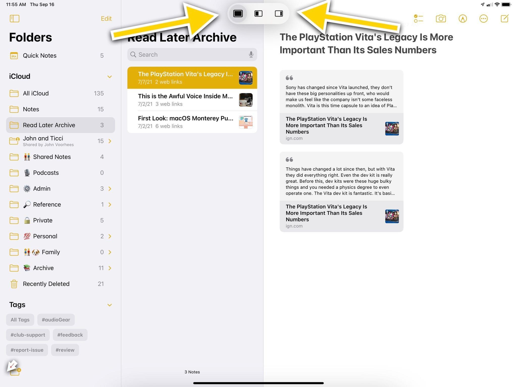 ...to get the new multitasking menu in iPadOS 15.
