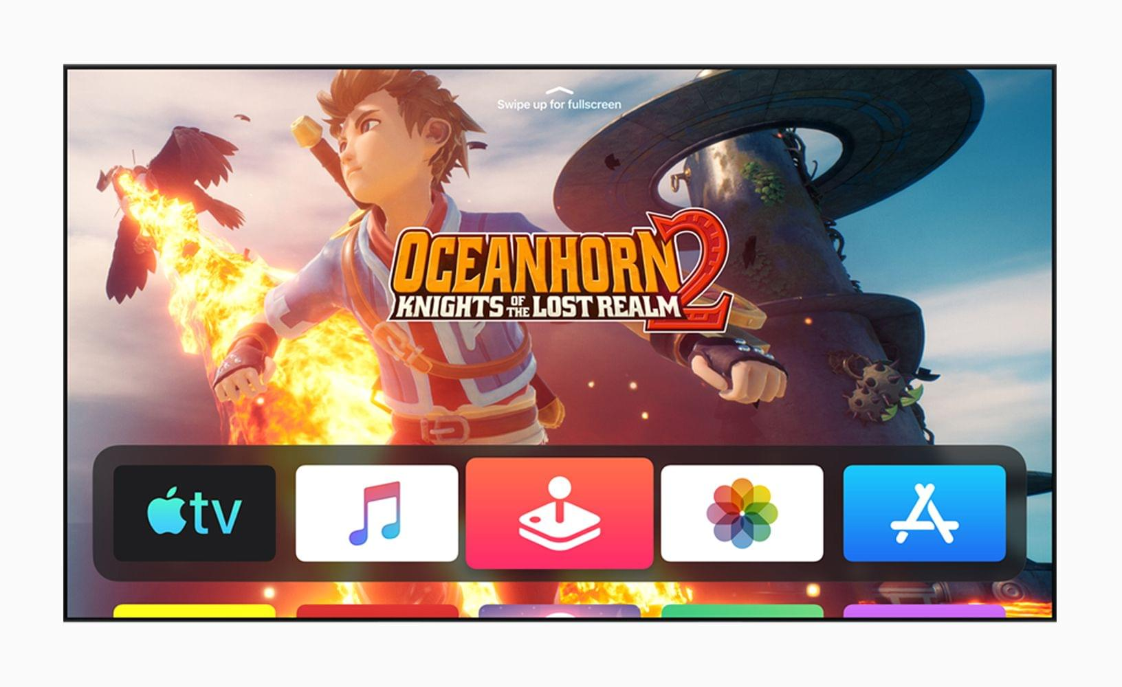 Apple's New Siri Remote Lacks Motion Control Sensors Required by Some Apple TV Games