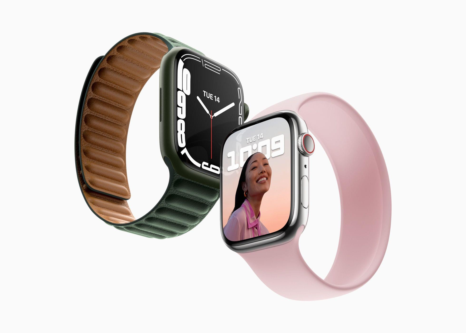 photo of Apple Watch Series 7: The MacStories Overview image
