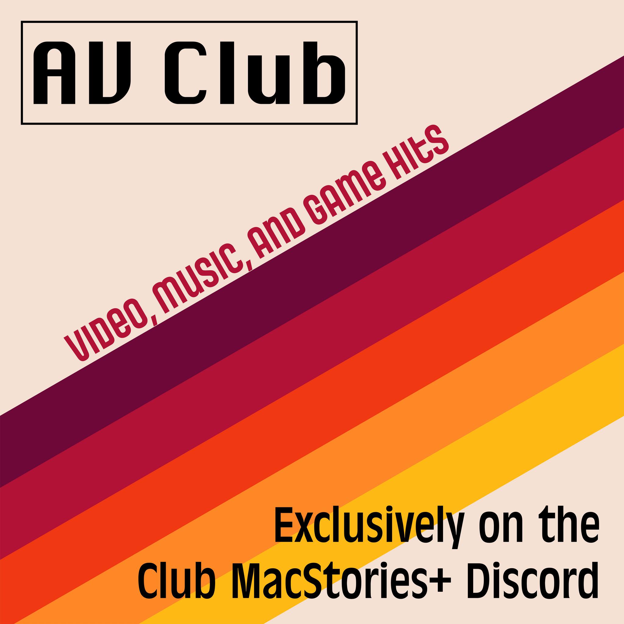 The A.V. Club.