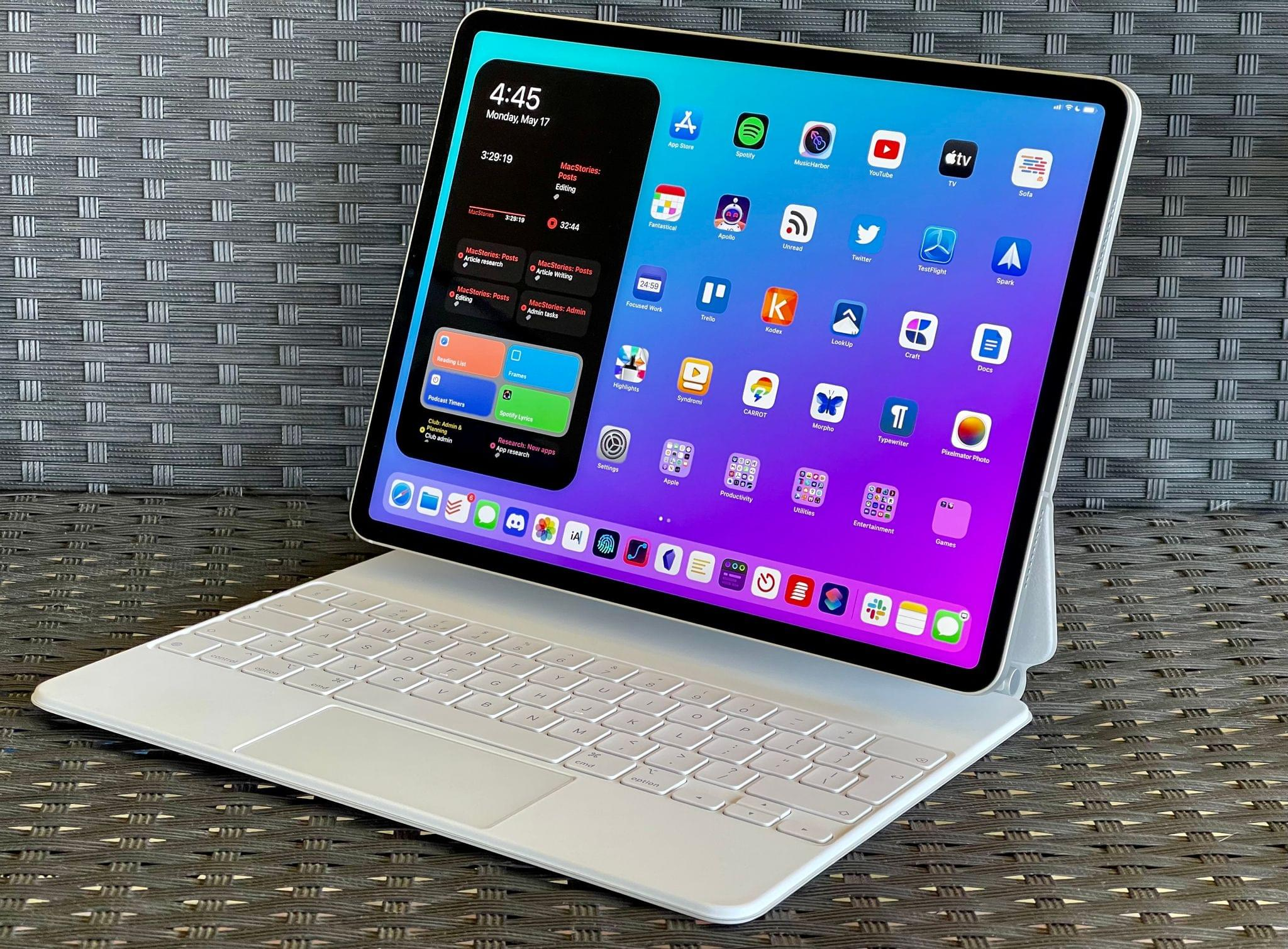 iPad Pro 2021 Review: Future on Standby - MacStories
