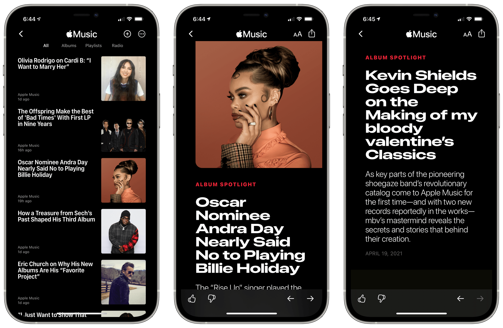 photo of Apple Music Editorial Content Is Coming to Apple News image