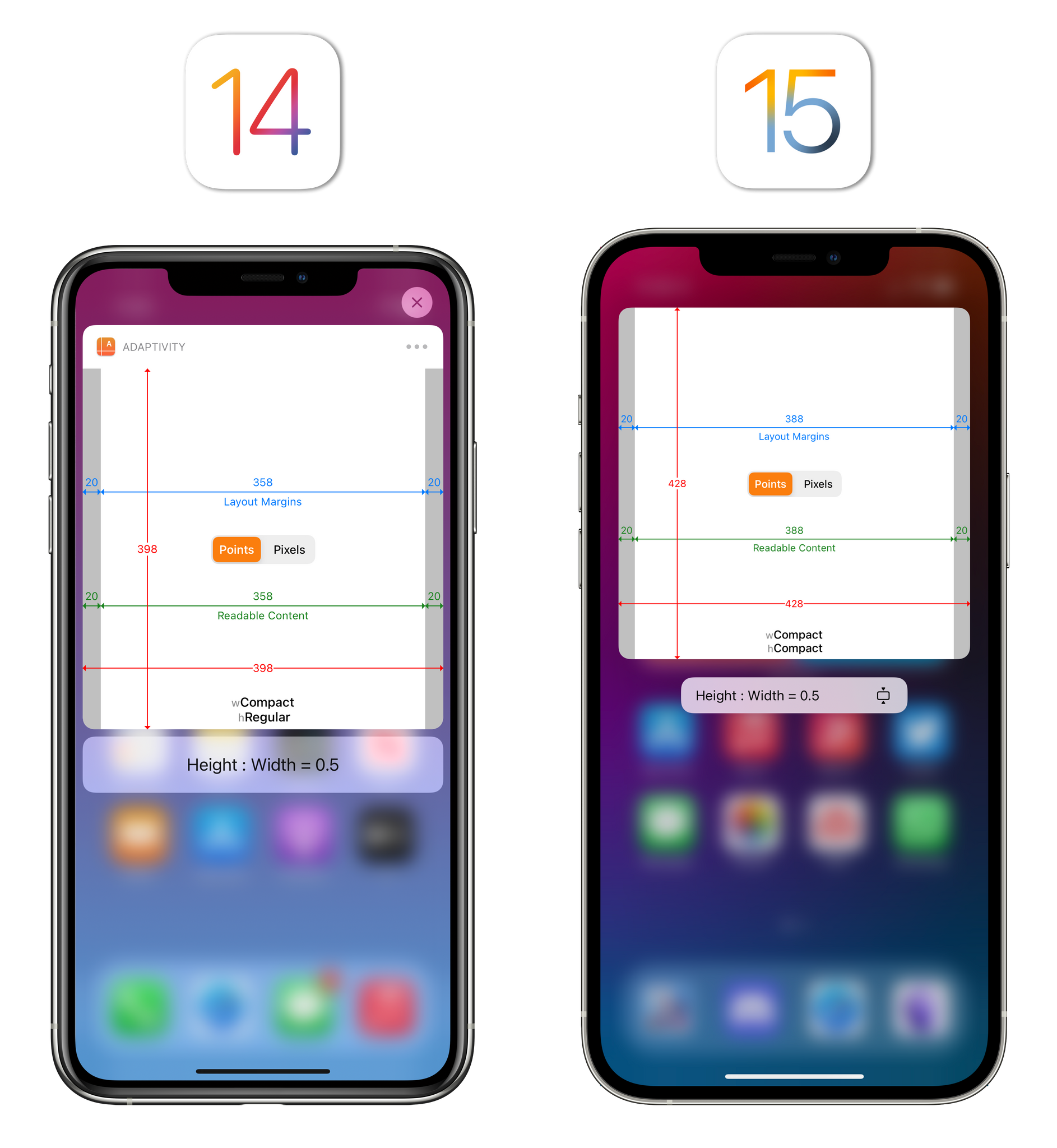 Inline notification actions are also more compact this year.