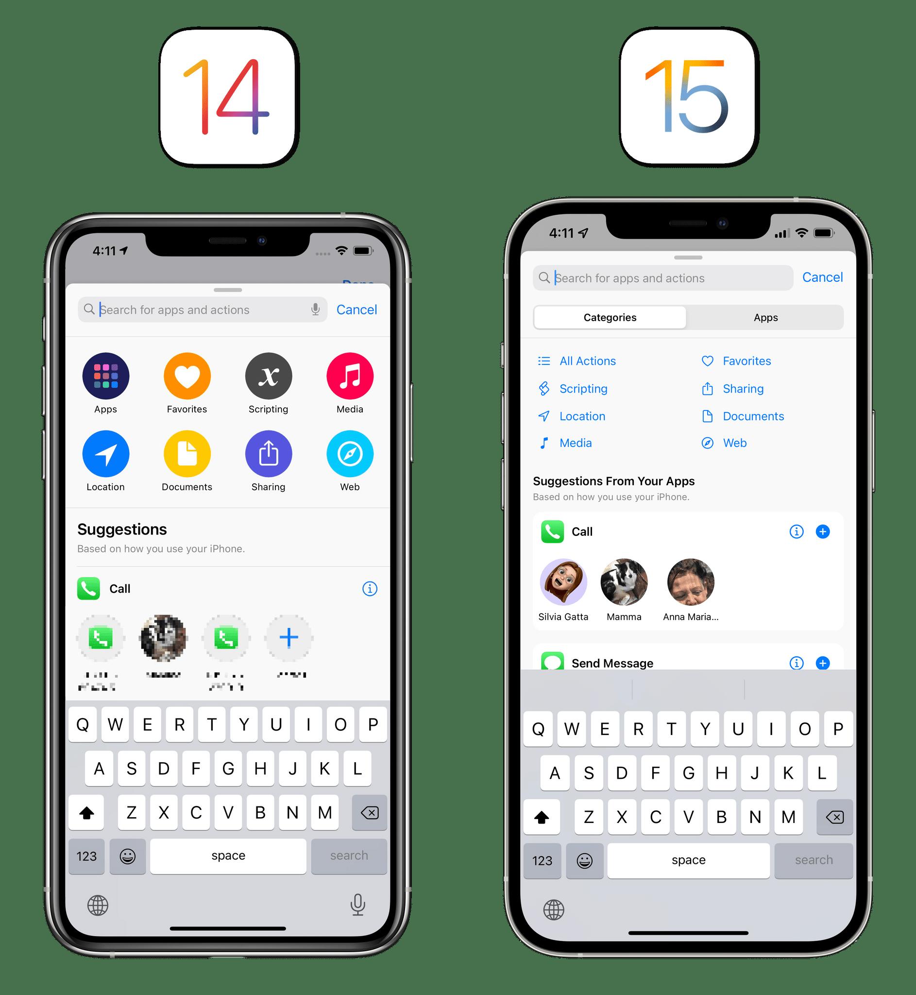 Why so boring, iOS 15?