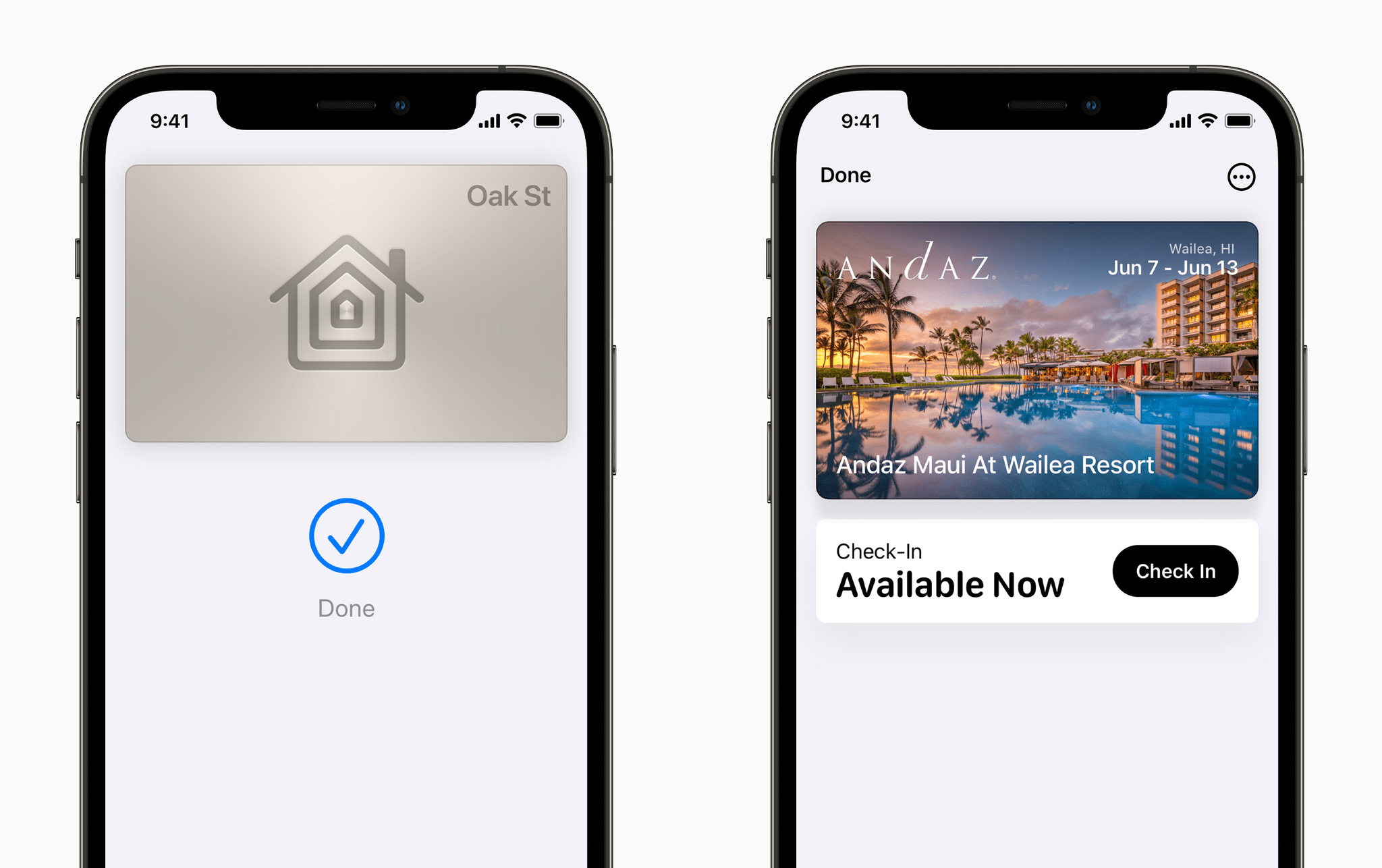 Home, office, and hotel keys are coming to Apple Wallet.